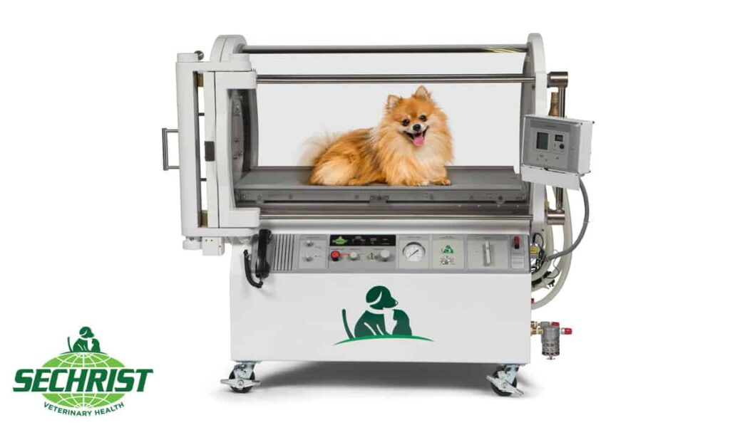 Hyperbaric Chamber Manufacturers for Pets